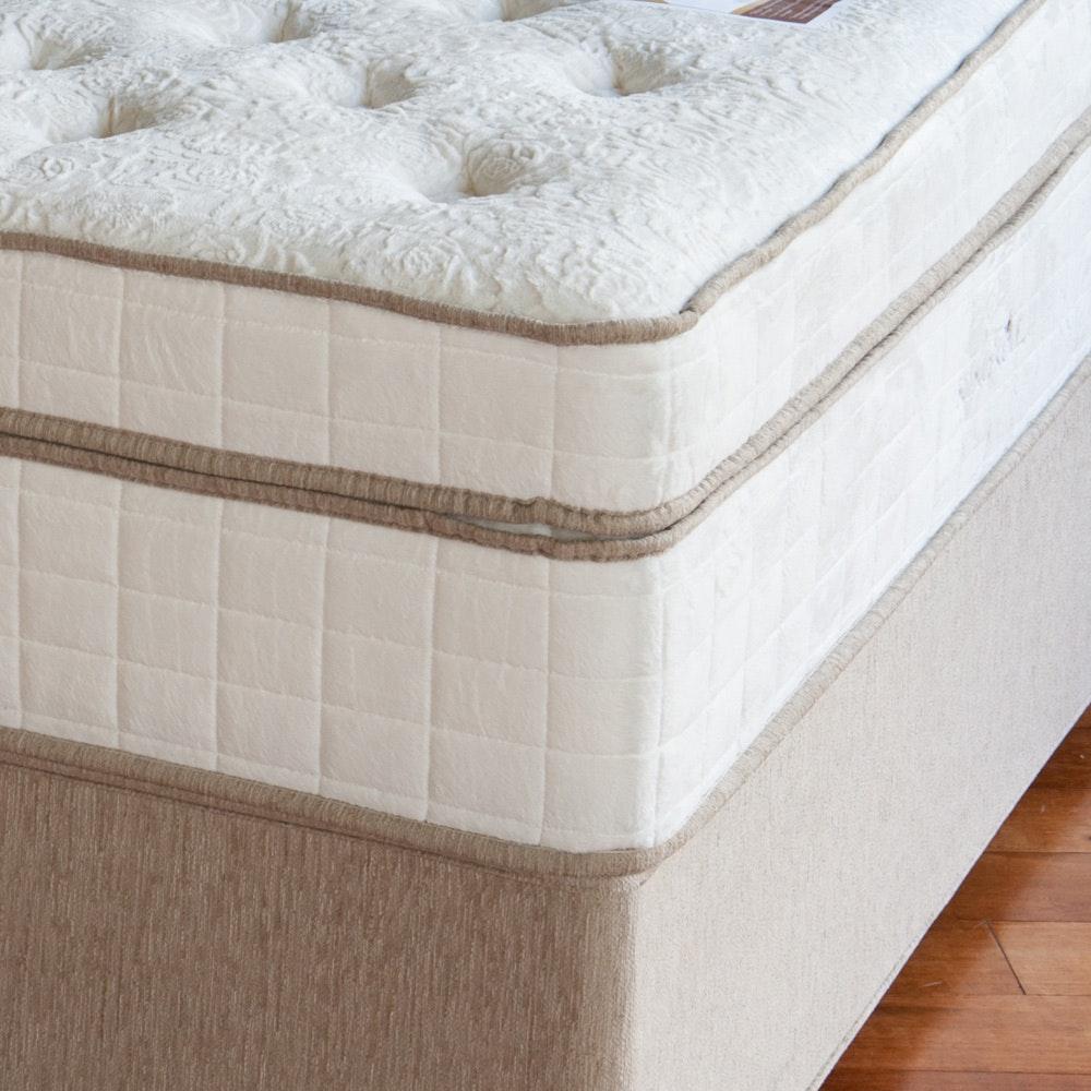 Millennium Double Bed Set (4ft6)