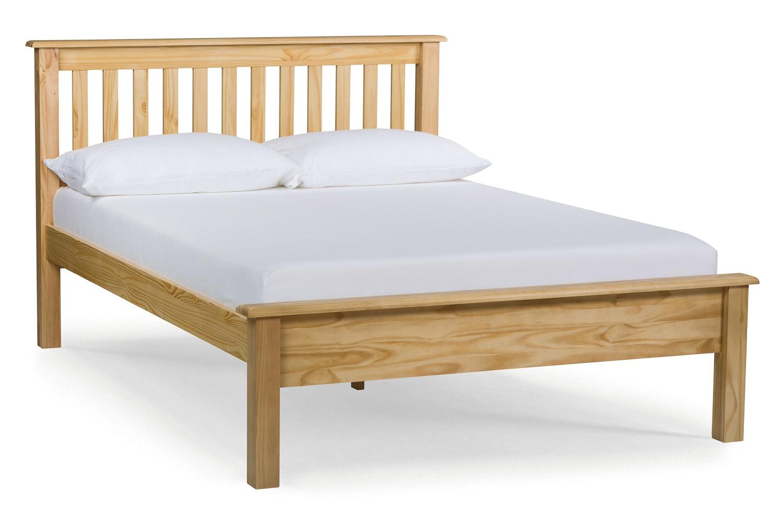 Shaker Double Bed Frame (4ft6)