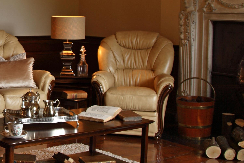 Casino Leather Armchair