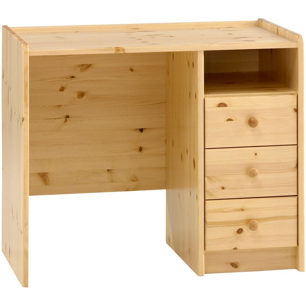 Popsicle 3 drawer desk