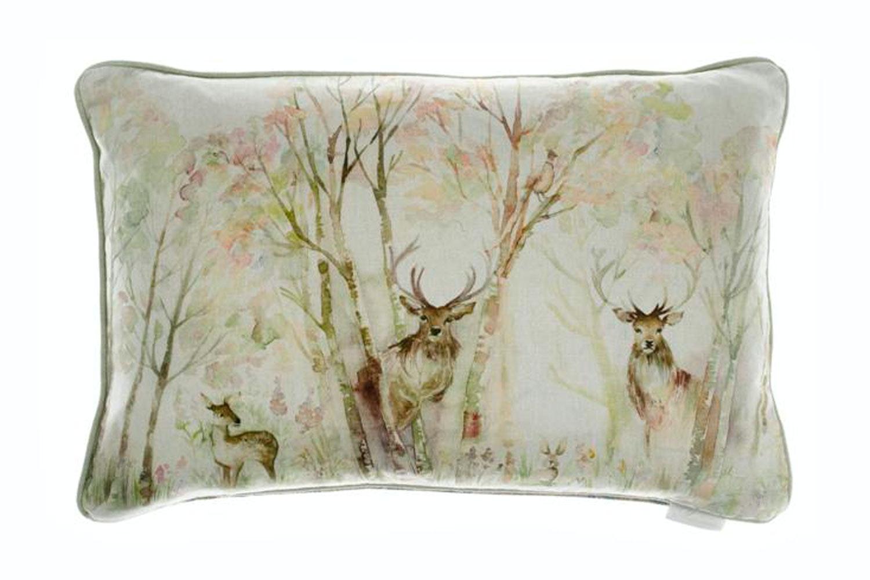 Moorland Stag Cushion