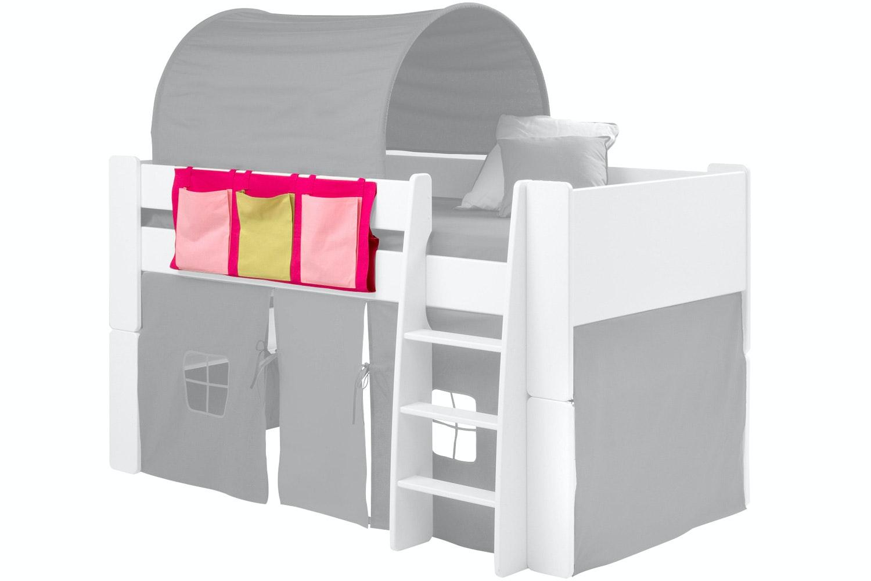 Fabric Side Hanger Pockets for Midsleeper Bed Frame