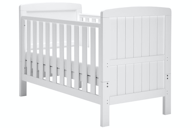 Austin White bed