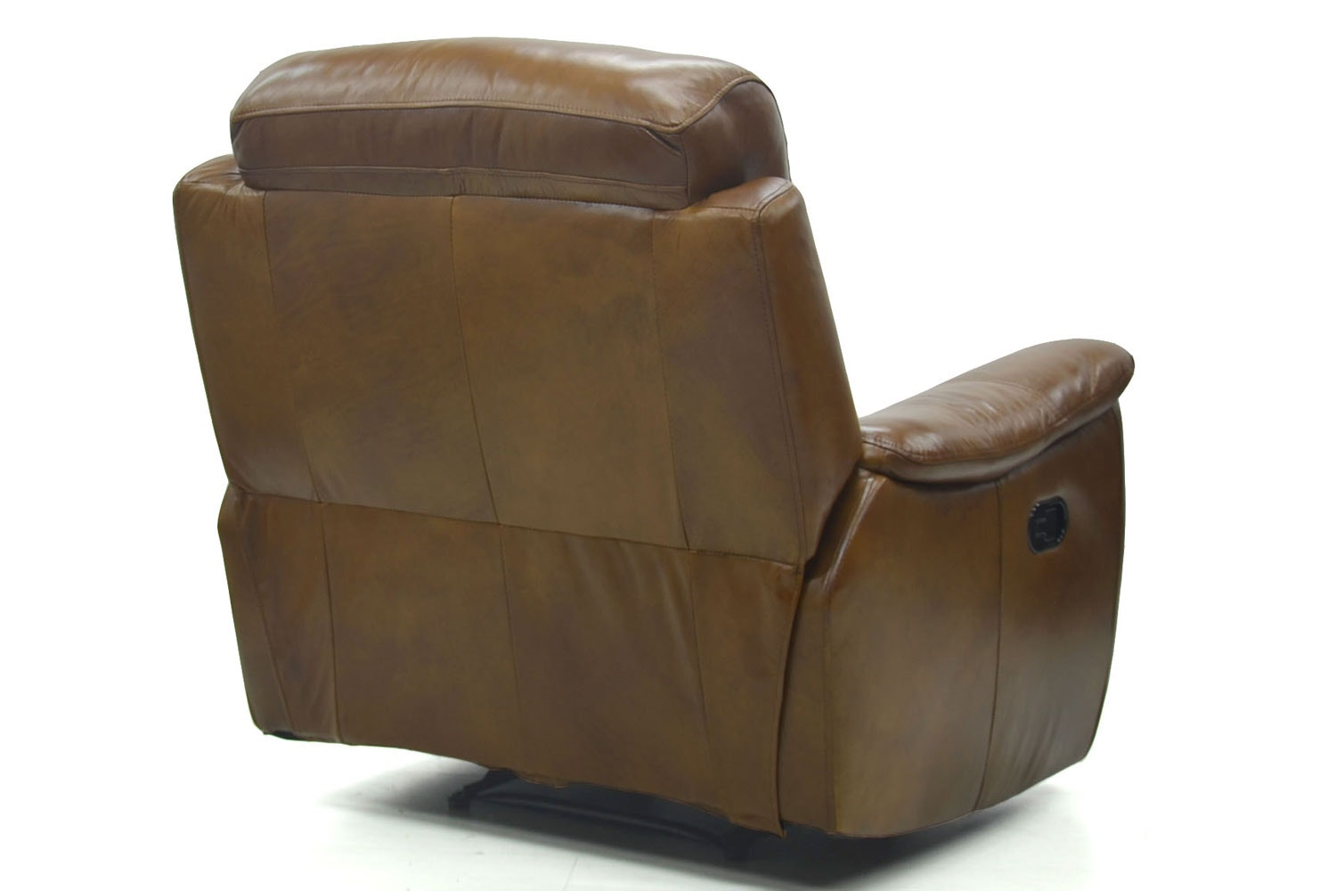 Exceptional ... Bayle Leather Recliner Armchair