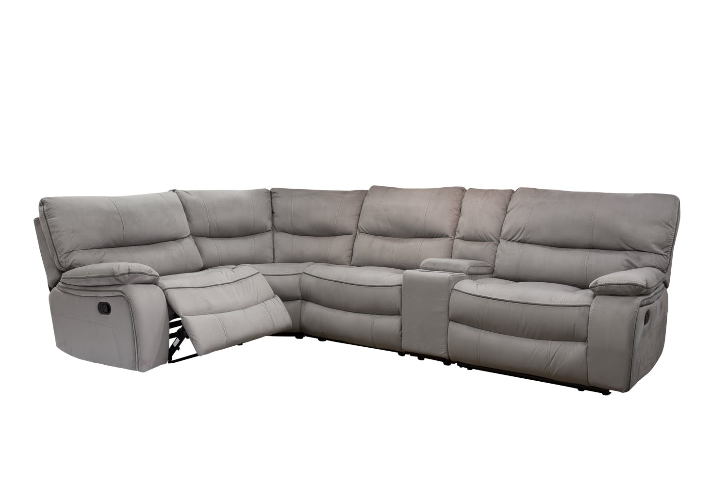 Lattina Corner Recliner Sofa