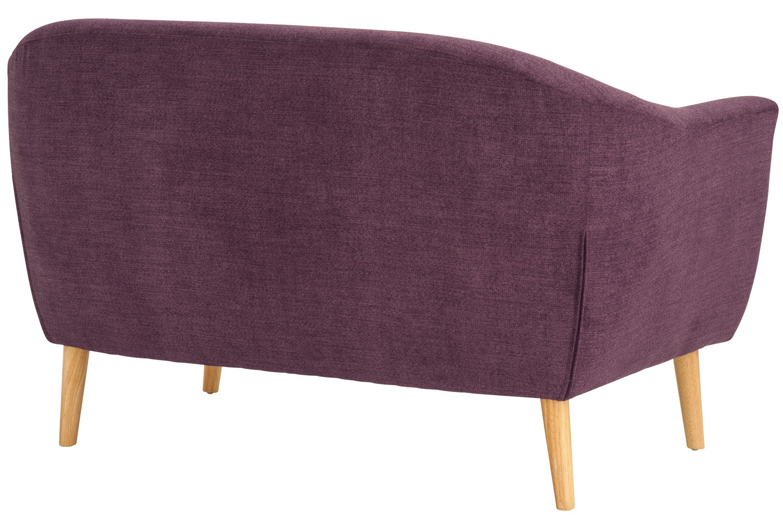 Harrison 2 Seater Sofa | Plum