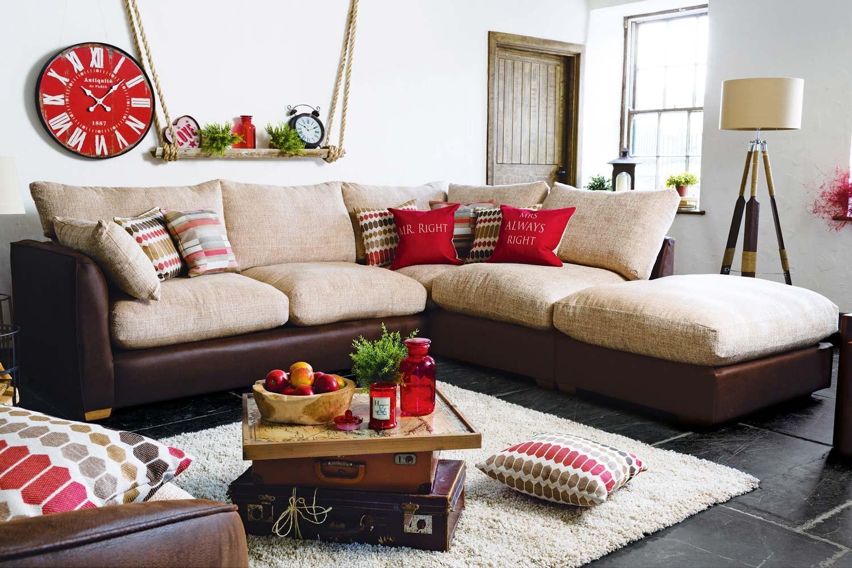 Columbas Corner Sofa