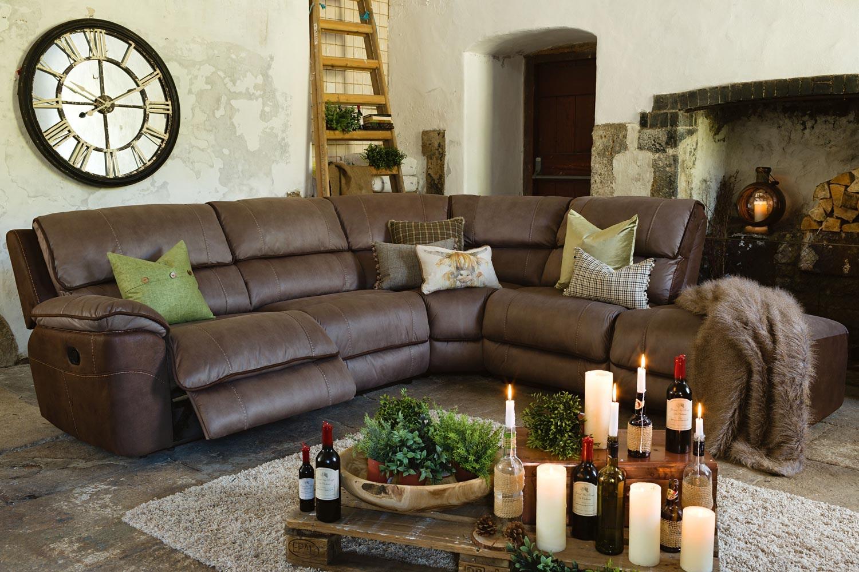 Lucca Corner Sofa