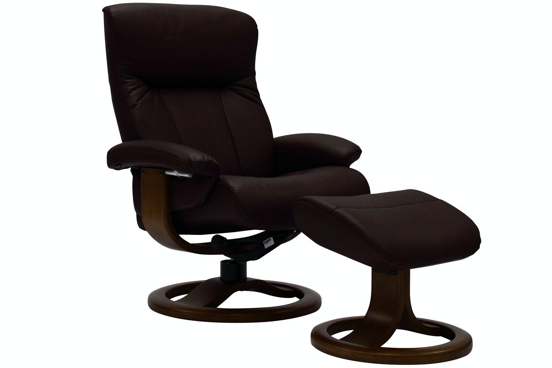 Rhine Chair with Stool