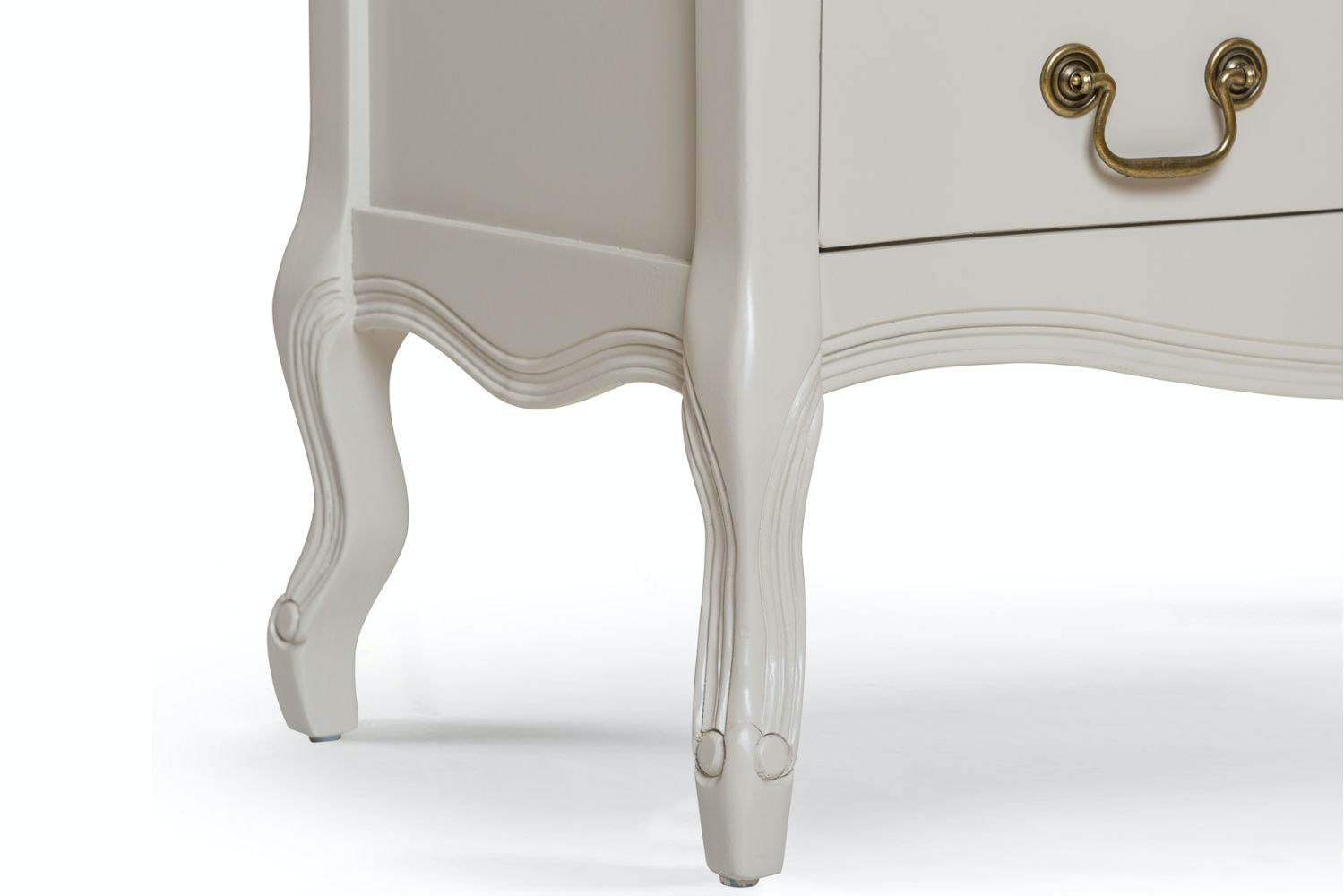 Bouvard 3+2 Chest of Drawers | Cream