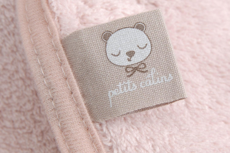 Amadeus Baby Blanket Cocoon | Old Pink