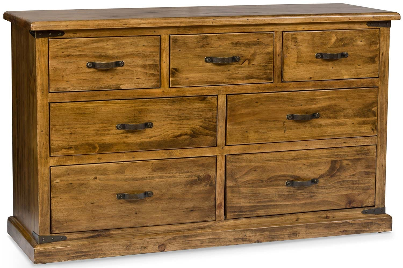 Galveston 7 Drawer Dresser