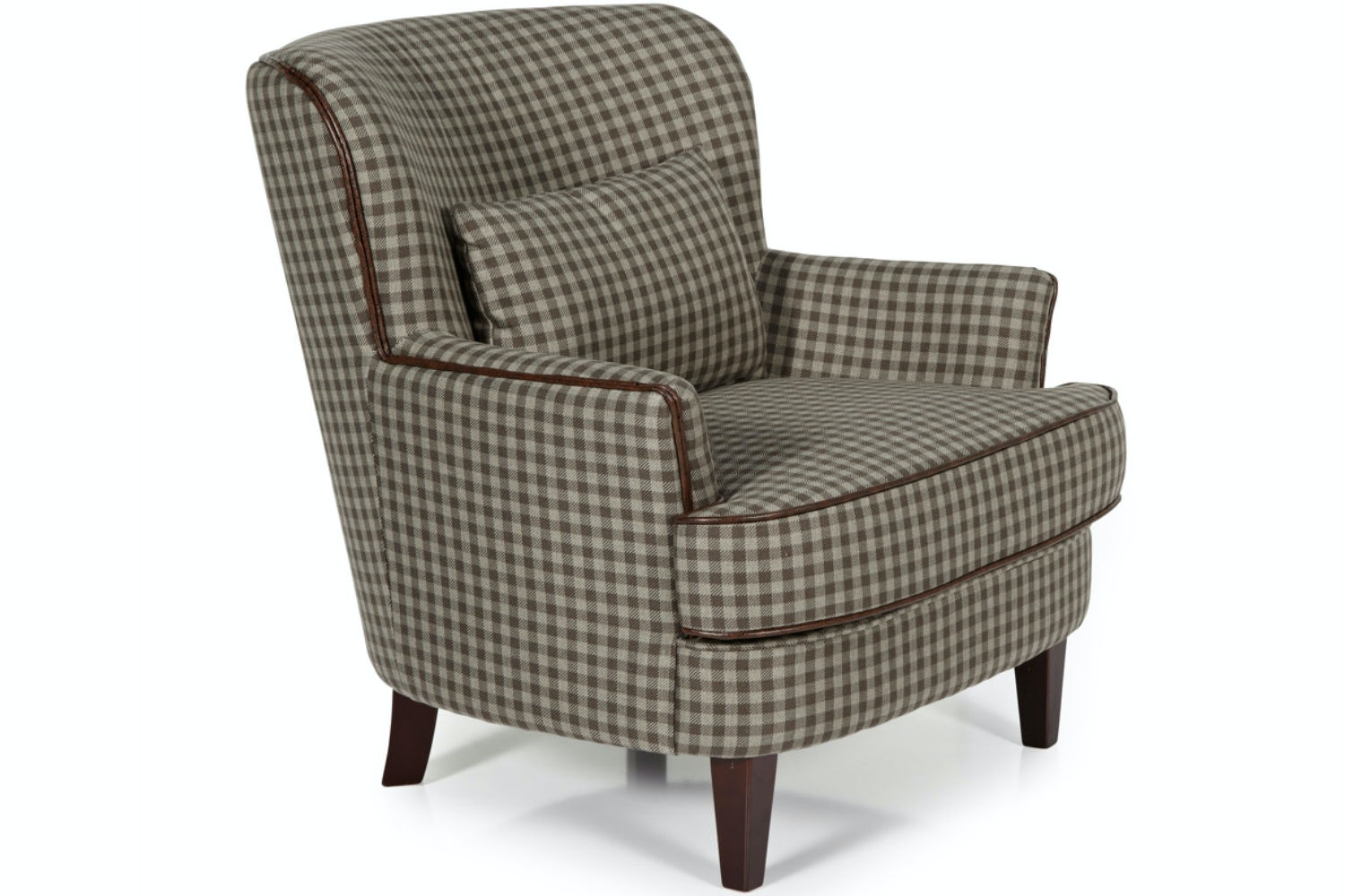 Trafalgar Bedroom Chair Brown