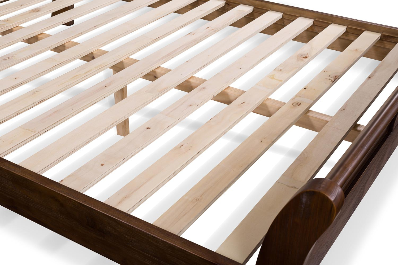 Gemstone Super King Bed Frame | 6ft | Walnut