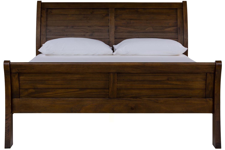 Gemstone Double Bed Frame | 4ft6 | Walnut