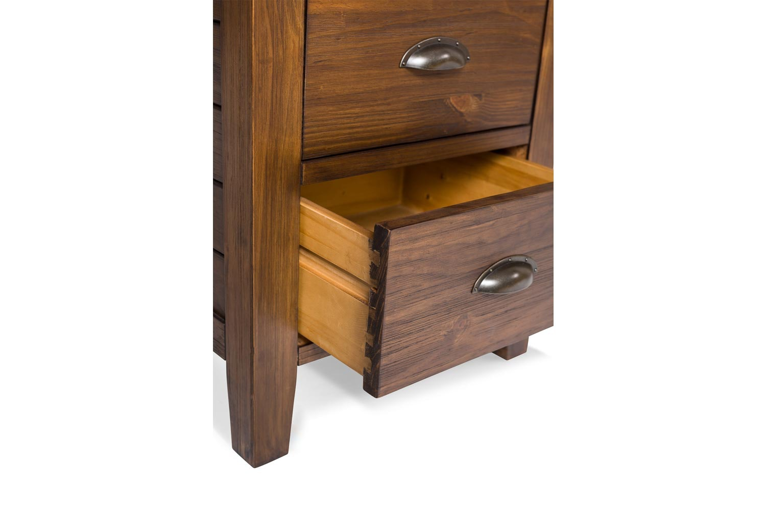 Gemstone Bedside Locker | Walnut