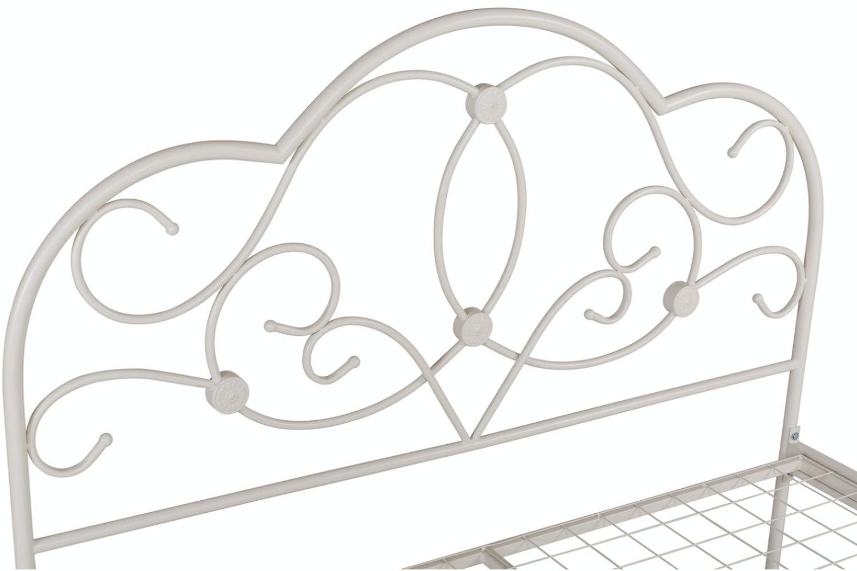 Georgina Double Bed Frame | White