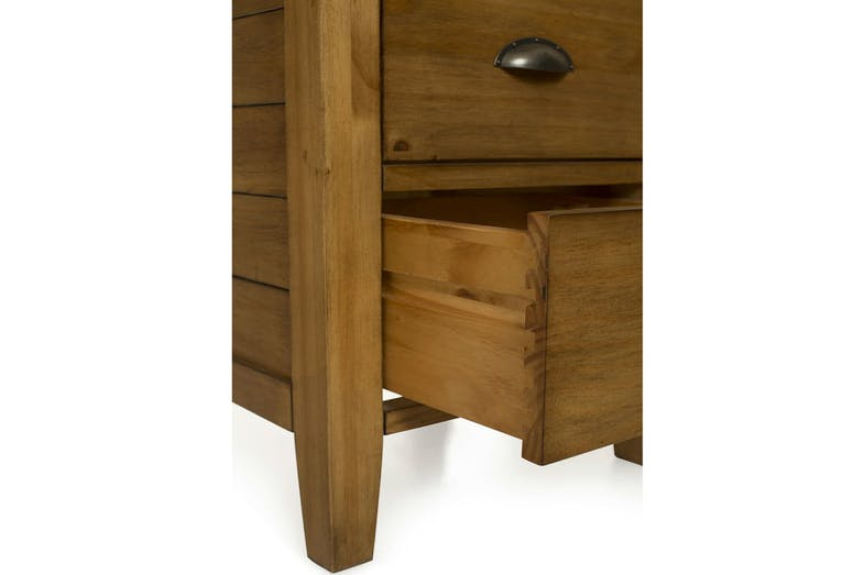 Gemstone Bedside 3 Drawer Rustic Harvey Norman Northern Ireland
