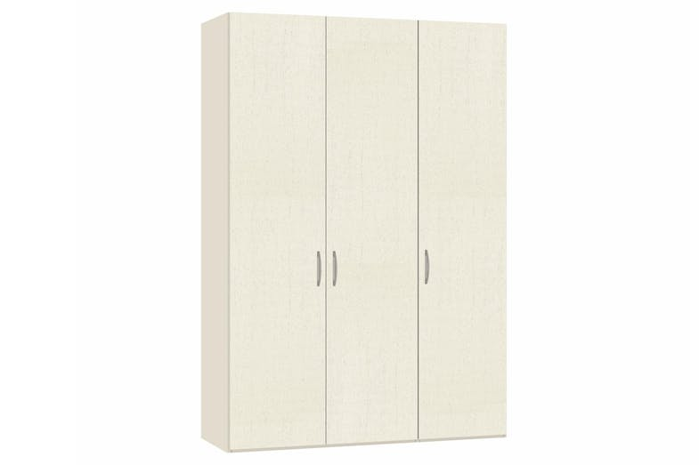 Hinged 3 Door Wardrobe White Ash Harvey Norman Northern Ireland