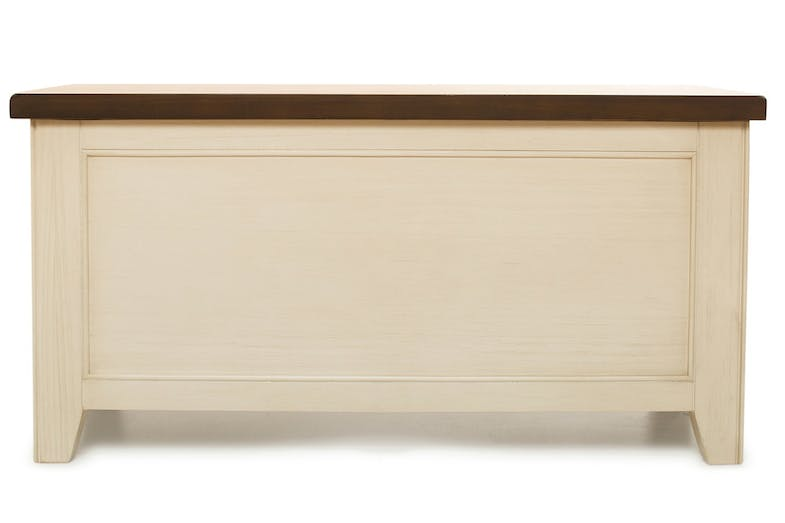 Wellington Blanket Box Cream Harvey Norman Northern Ireland