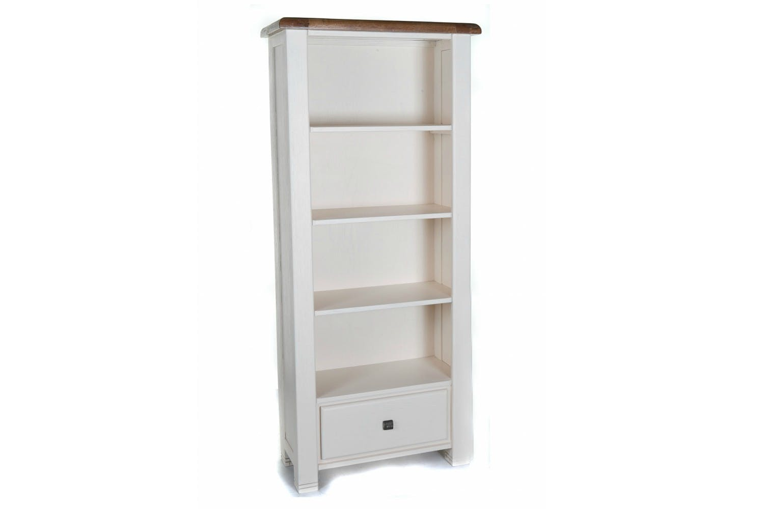 Queenstown Bookcase Painted White
