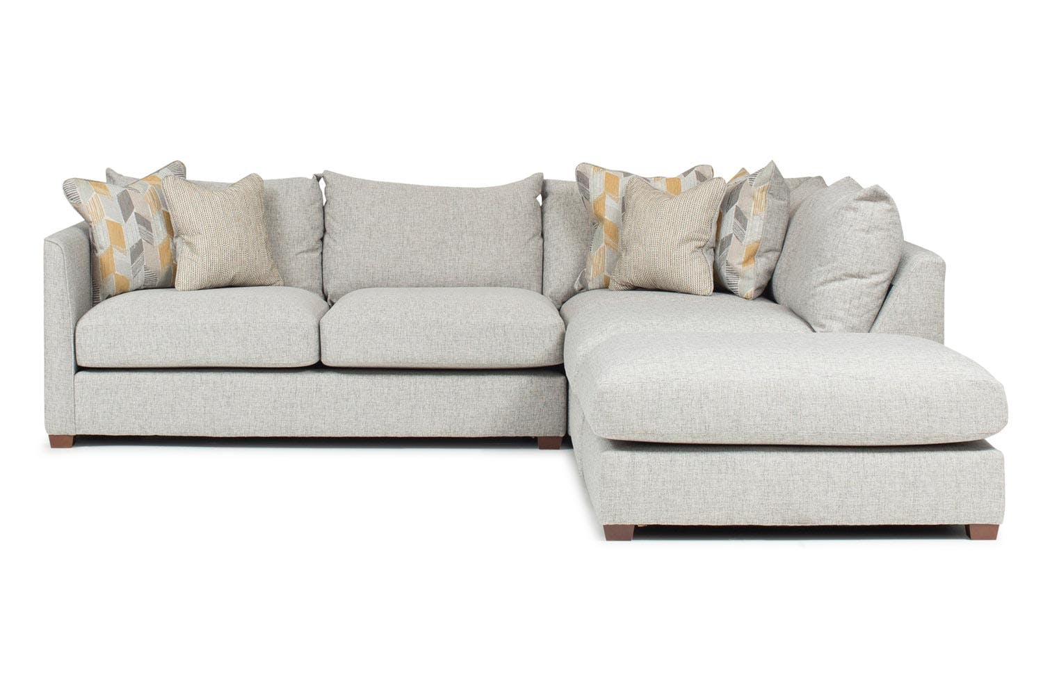 Faye corner sofa with chaise harvey norman ireland for Chaise corner sofas uk
