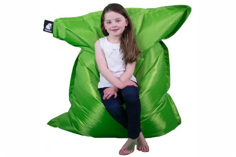 Elephant Junior Bean Bag Zingy Lime