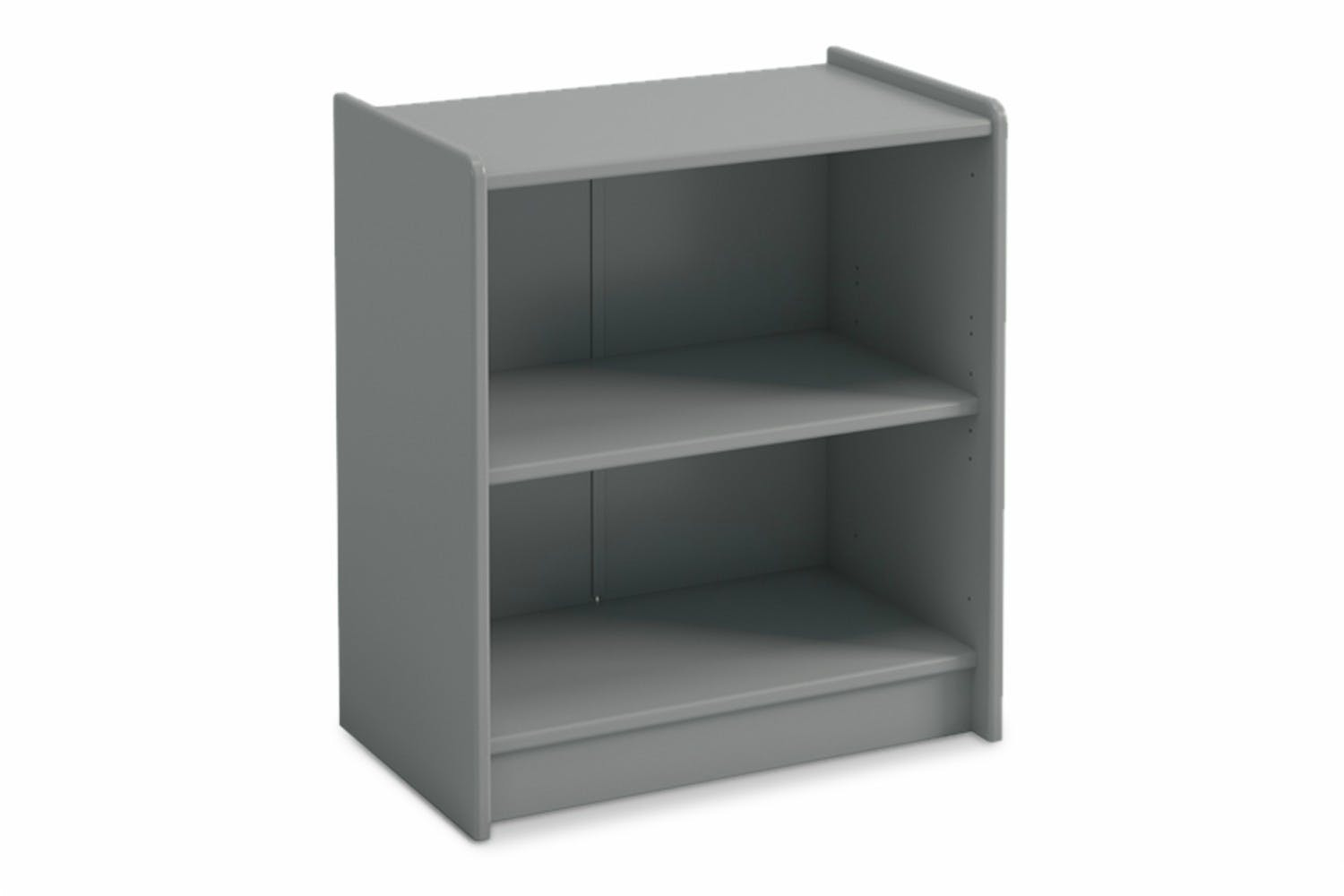 Popsicle Low Bookcase Grey