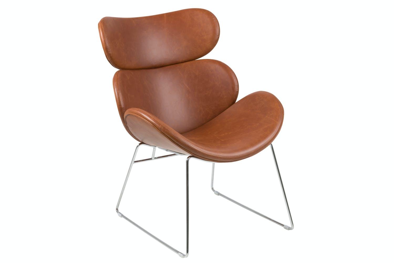 Sensational Cazar Accent Chair Vintage Creativecarmelina Interior Chair Design Creativecarmelinacom