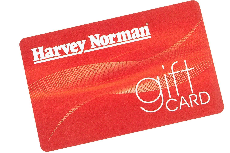 Harvey Norman Gift Card Harvey Norman Ireland