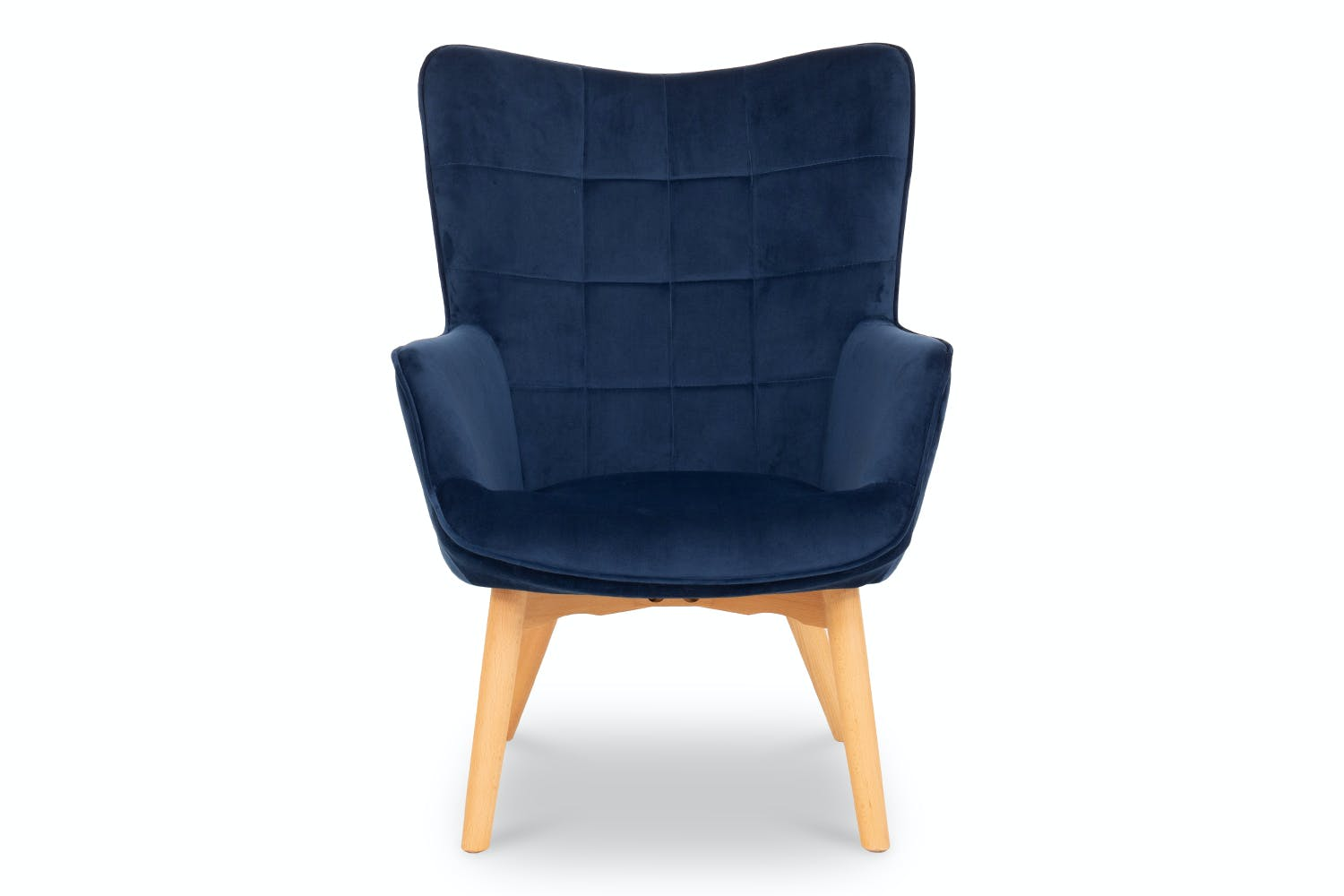 Zelma Accent Chair Blue Harvey Norman Ireland