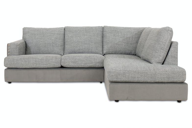 Dillon 2 Seater Chaise Sofa   Side Options   Harvey Norman Ireland