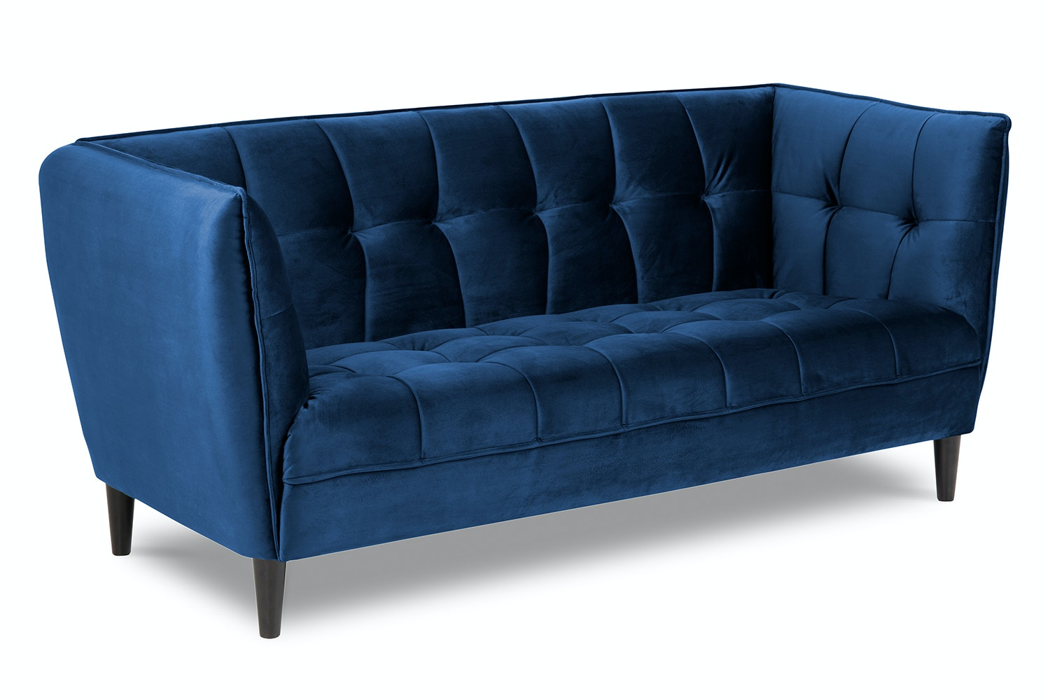 Picture of: Misha 3 Seater Blue Harvey Norman Ireland