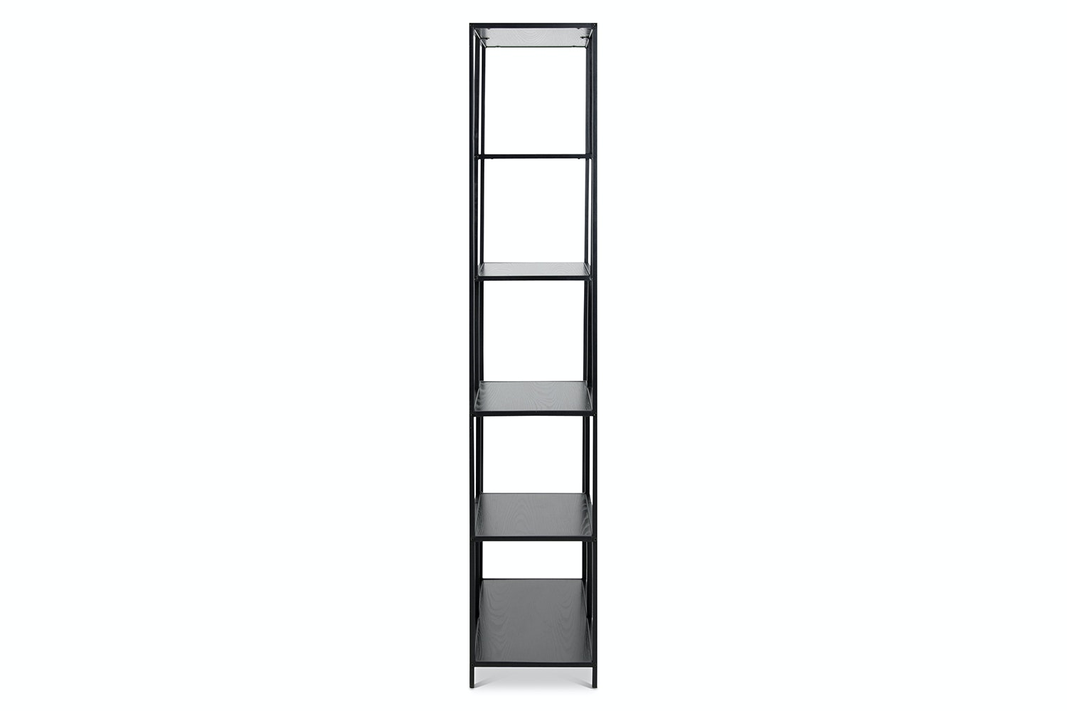 Frida Bookcase Black 185cm