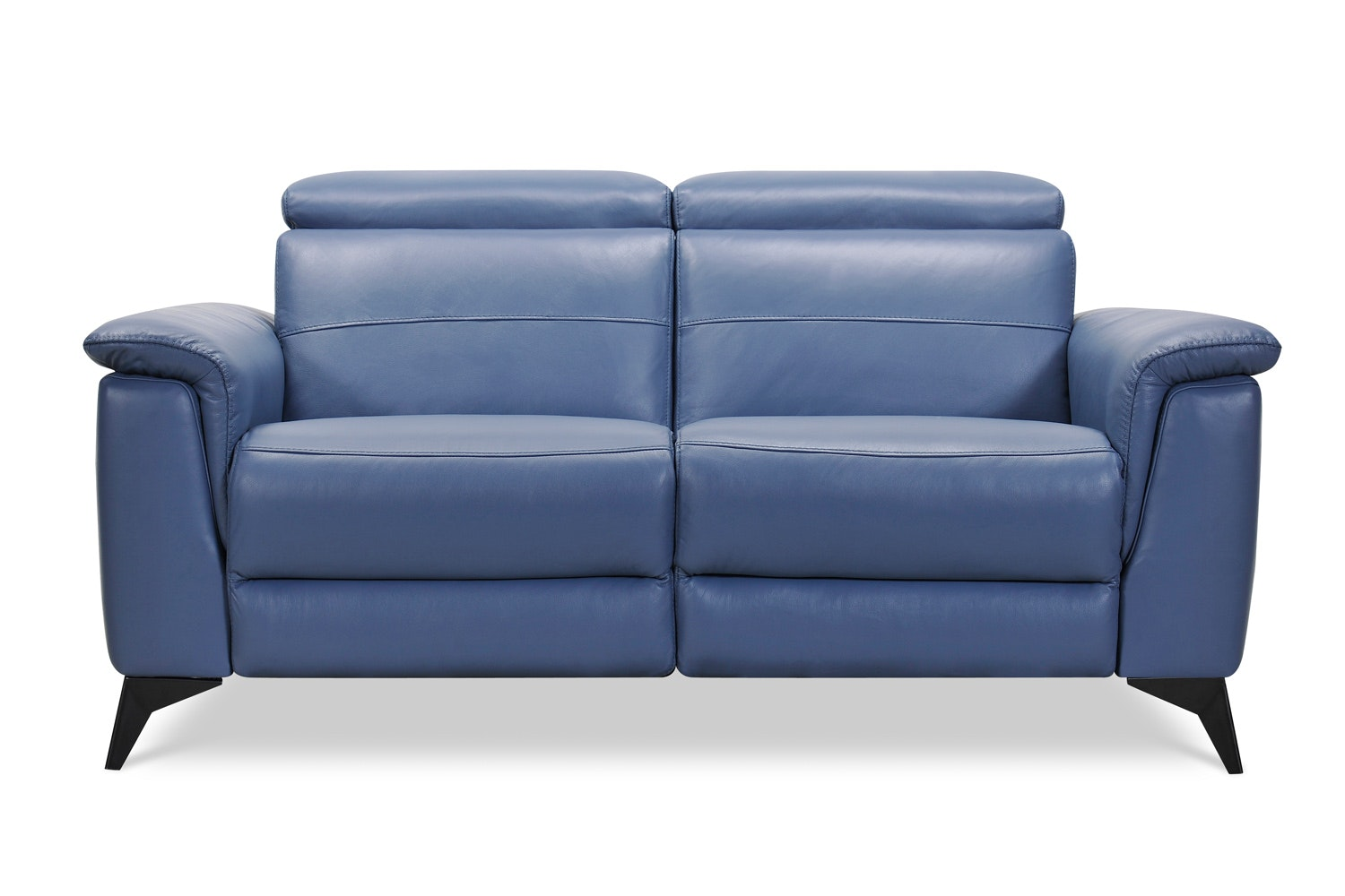 Penny 2 Seater Electric Recliner Blue Harvey Norman Ireland