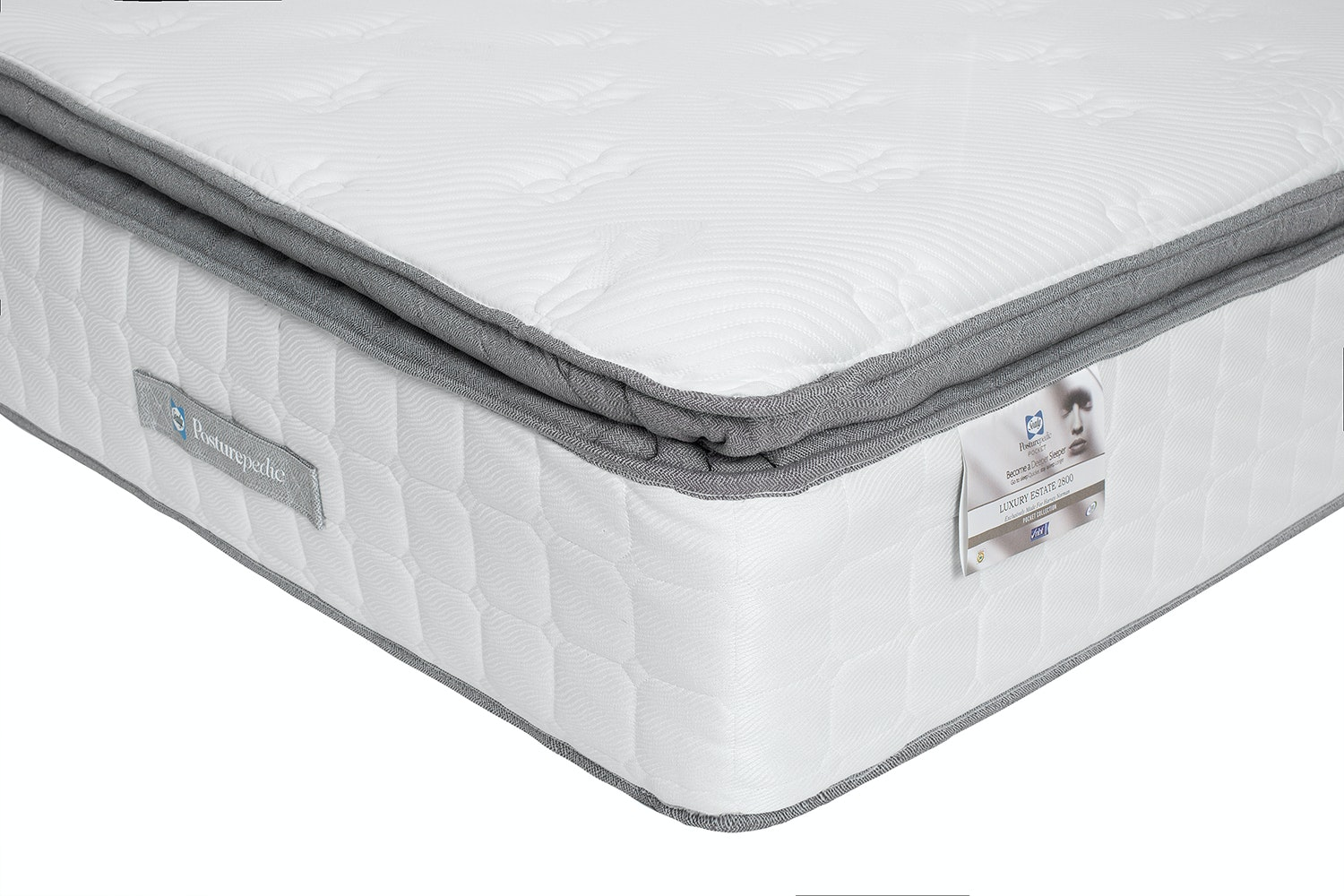 Luxury Estate Double Mattress