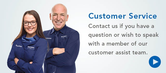 Customer Service - If you have a question please contact us