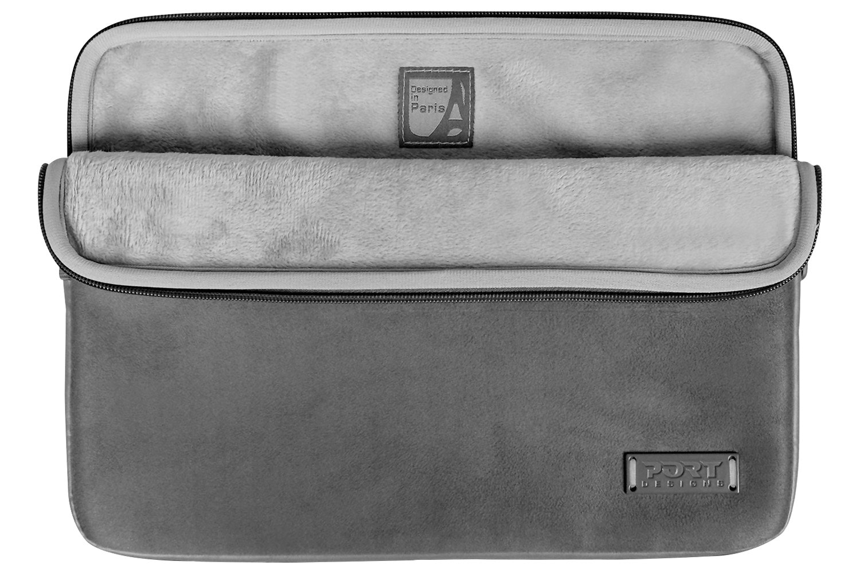"Port Milano 15.6"" Laptop Sleeve | Grey"