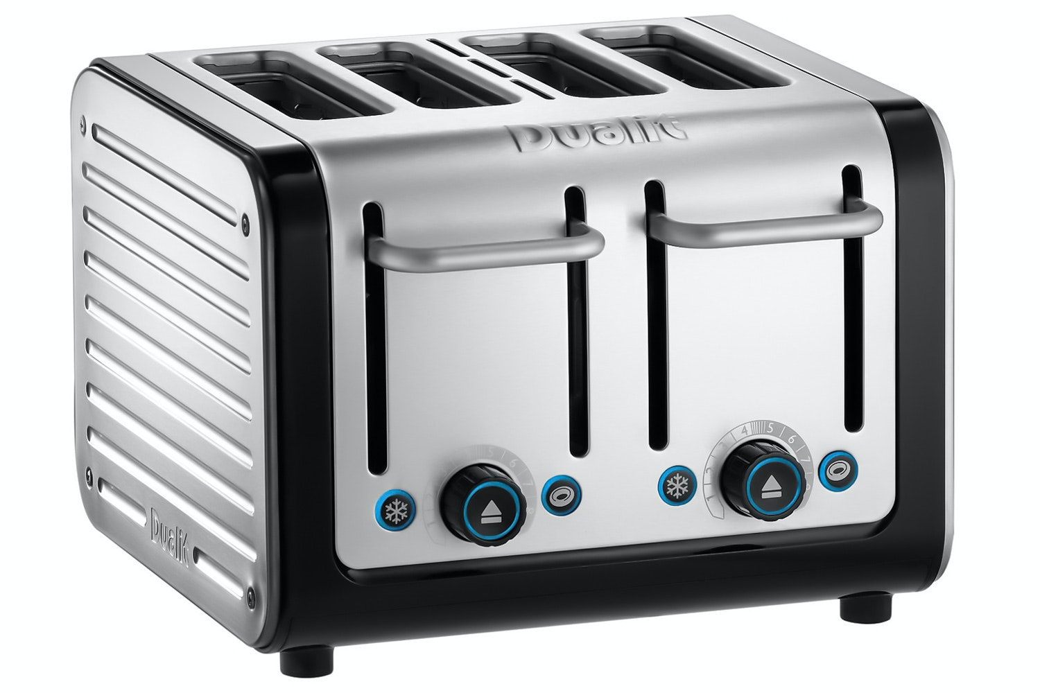 Dualit Architect 4 Slice Toaster | 46505 | Stainless Steel