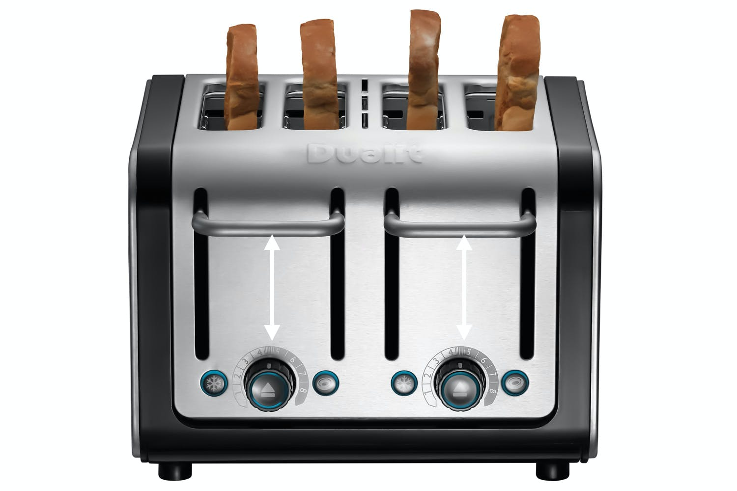 toaster u delivery appliances free small buy kitchen gbuk toasters dualit cream currys pdt slice household