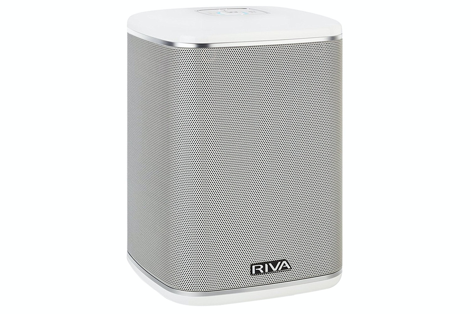 Riva Arena Compact Multi Room Wireless Speaker | White