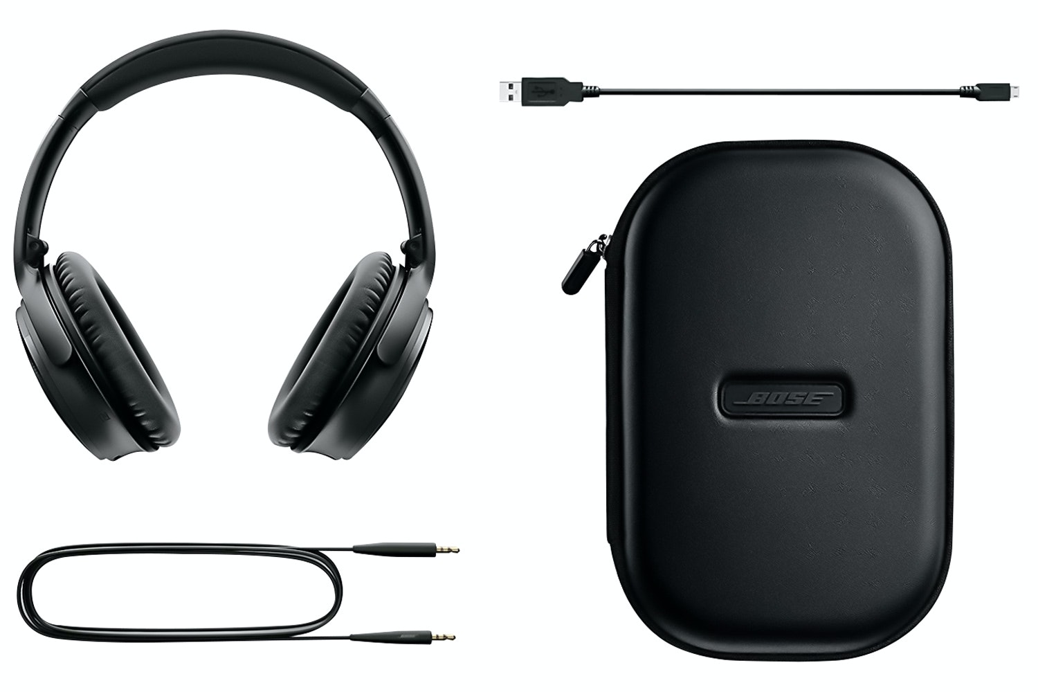 bose 35 ii. bose quietcomfort 35 ii wireless headphones | black ii