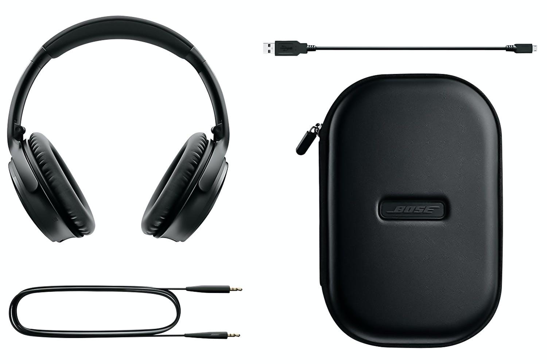 9a862ef691b Bose QuietComfort 35 II Wireless Headphones   Black   Ireland