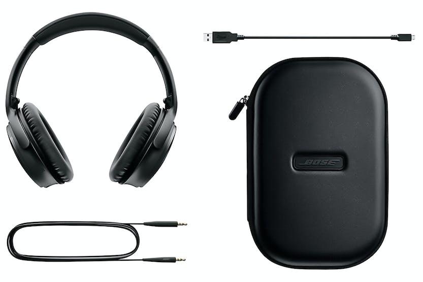 Bose QuietComfort 35 II Wireless Headphones | Black