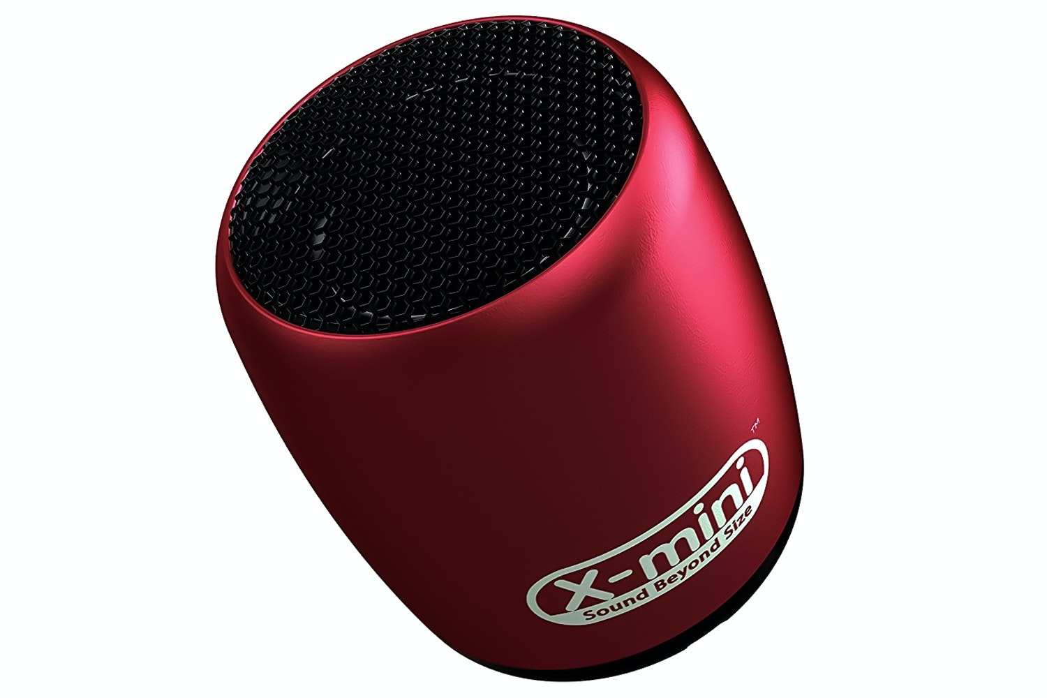X-mini Click Portable Bluetooth Speaker | Red