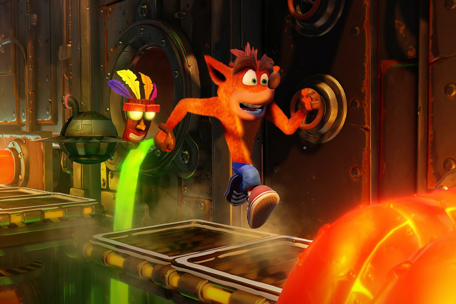 Crash Bandicoot N Sane Trilogy | PS4