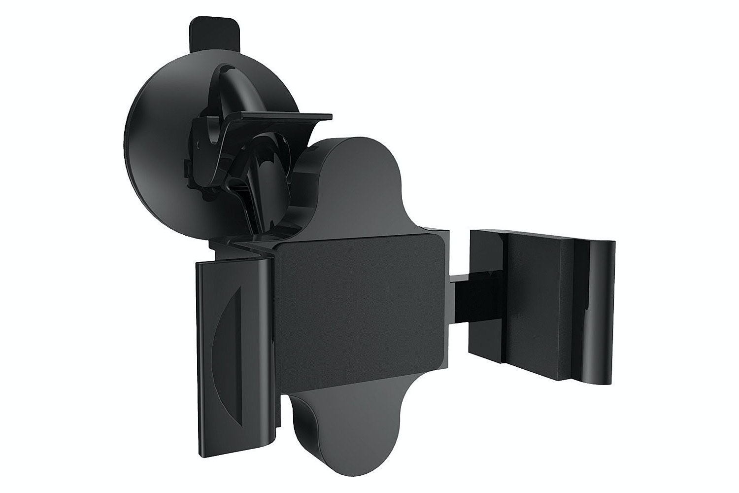 Chargeworx Windshield Car Mount | Black