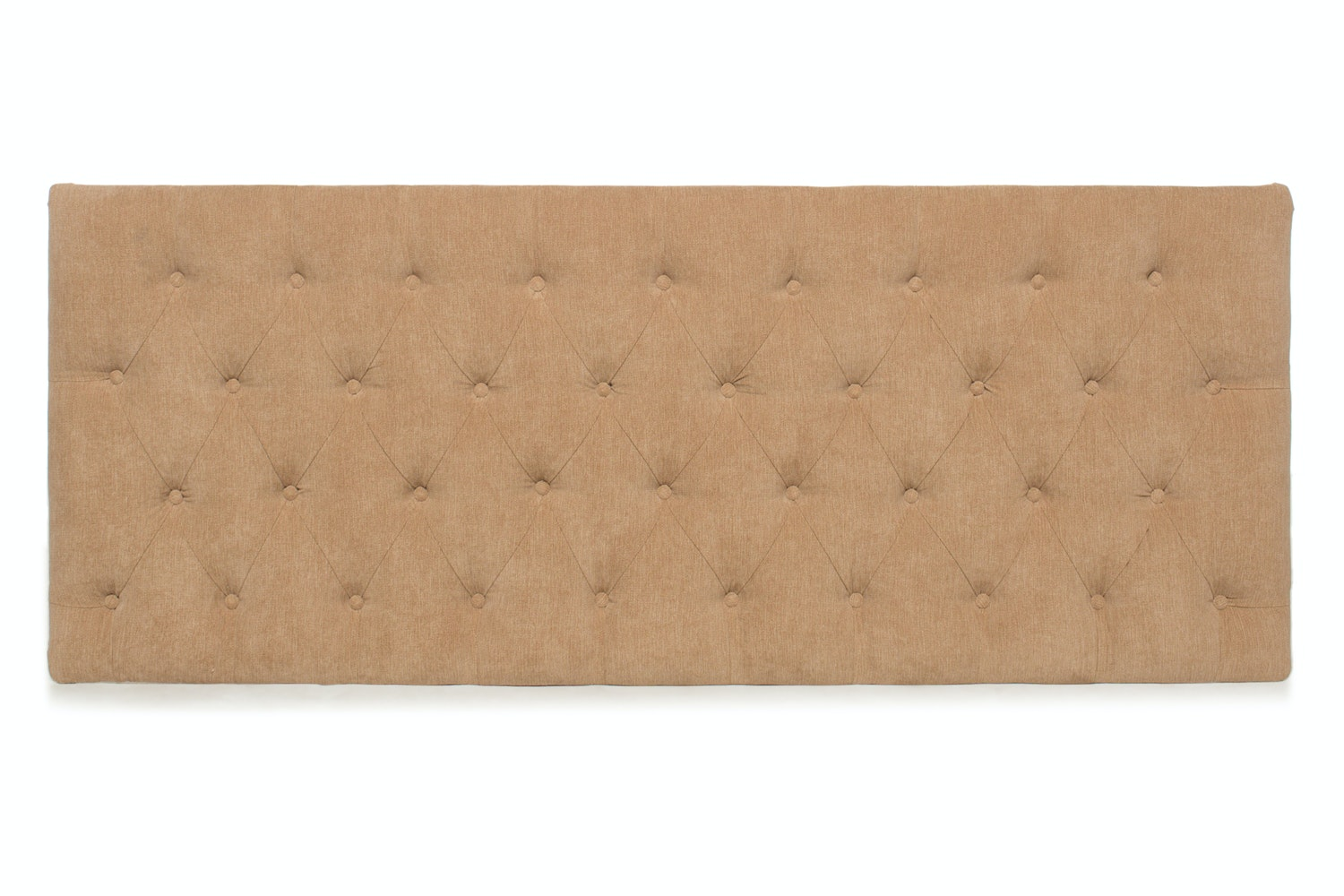 Marley Headboard | 6Ft | Camel