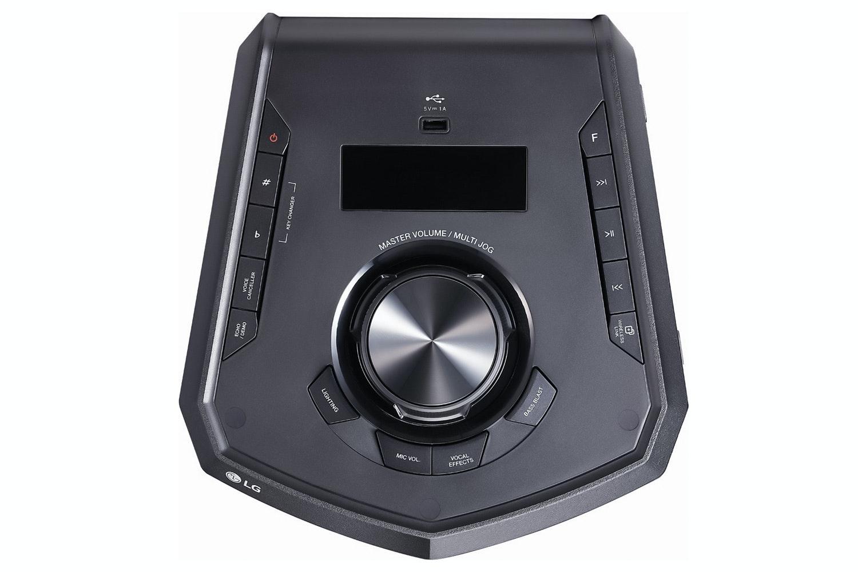 LG Hi Fi Speaker System | Black