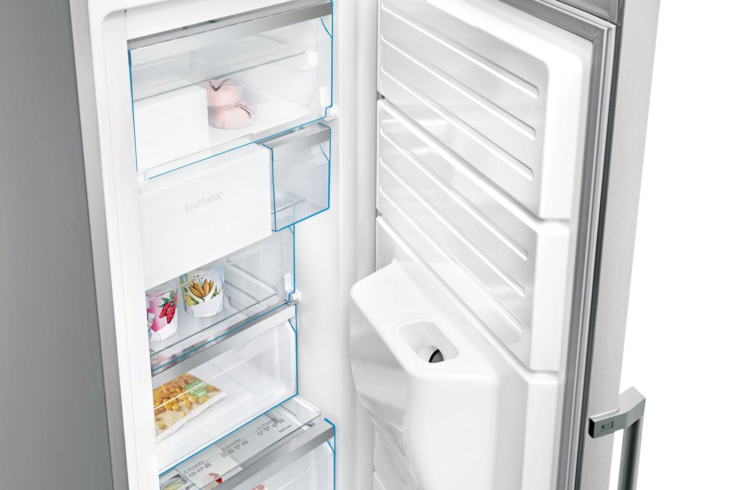 Siemens 210L iQ700 Freestanding Upright Freezer | GS36DPI20